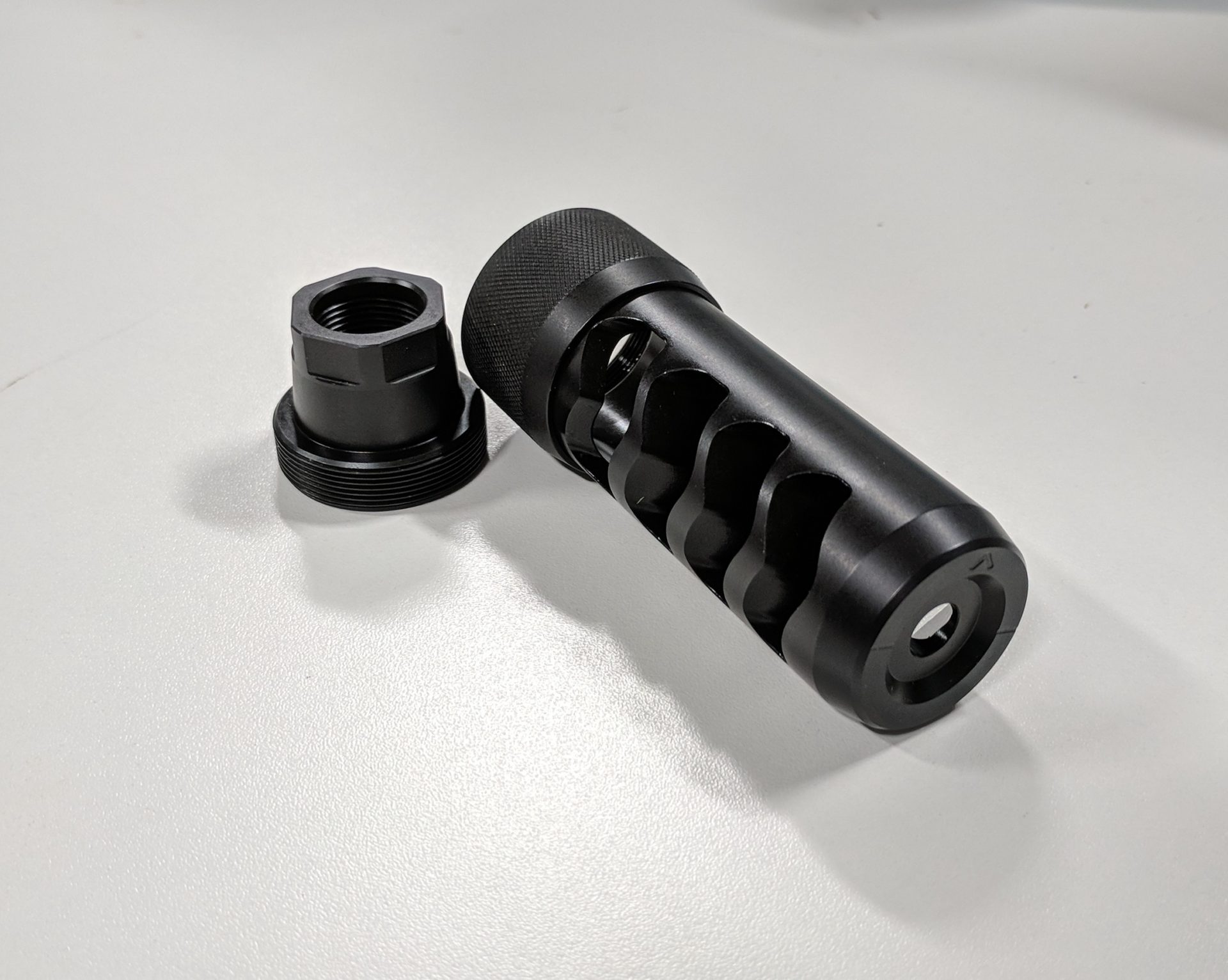 Sidewinder Magnum Self Timing Muzzle Brake