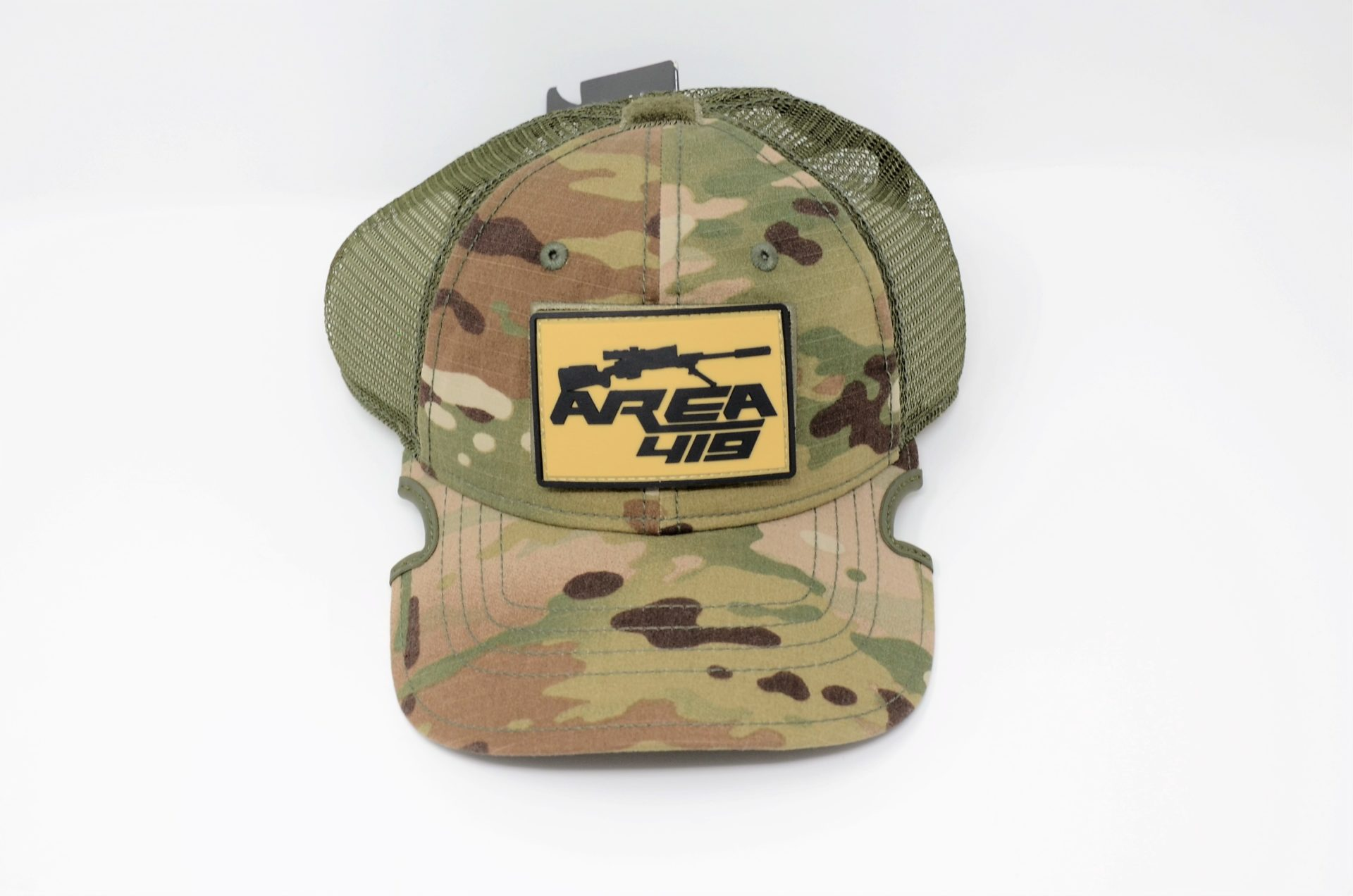 Notch Gear Multicam Hat W Patch – Area 419 861ae75fa10
